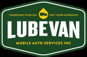 LubeVana green logo